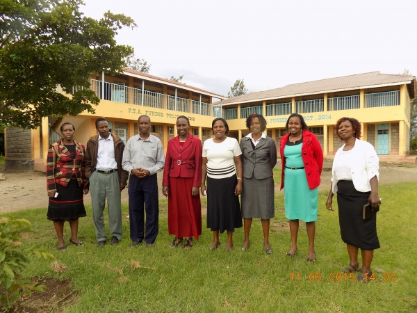 language Department teachers