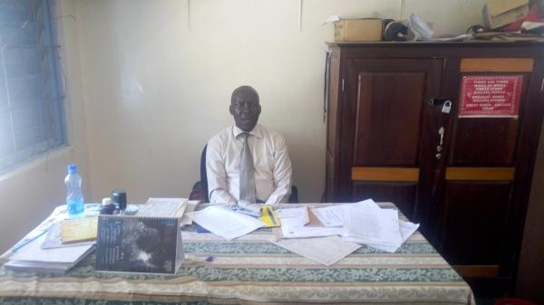 word from the deputy headteacher