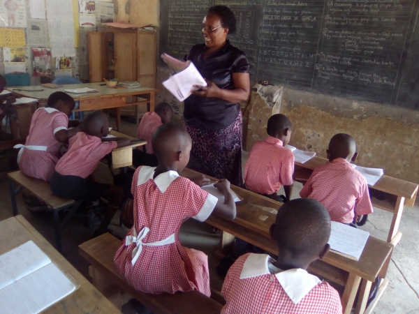 Challenges facing the school