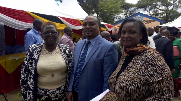 launch of transparency international kenya