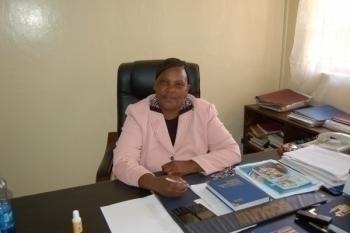 Chief Principal - Mrs. Lydia Kariuki
