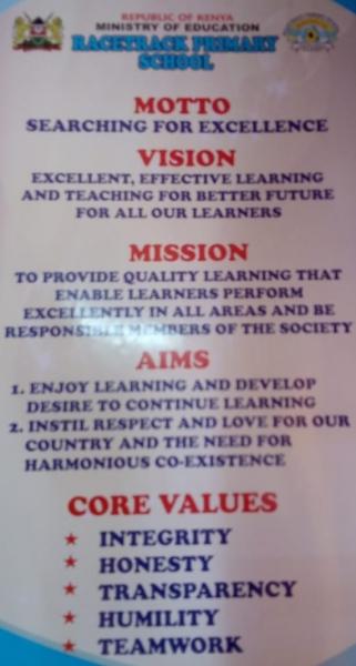 Message from the Headteacher