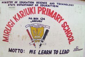 Mirugi Kariuki Primary