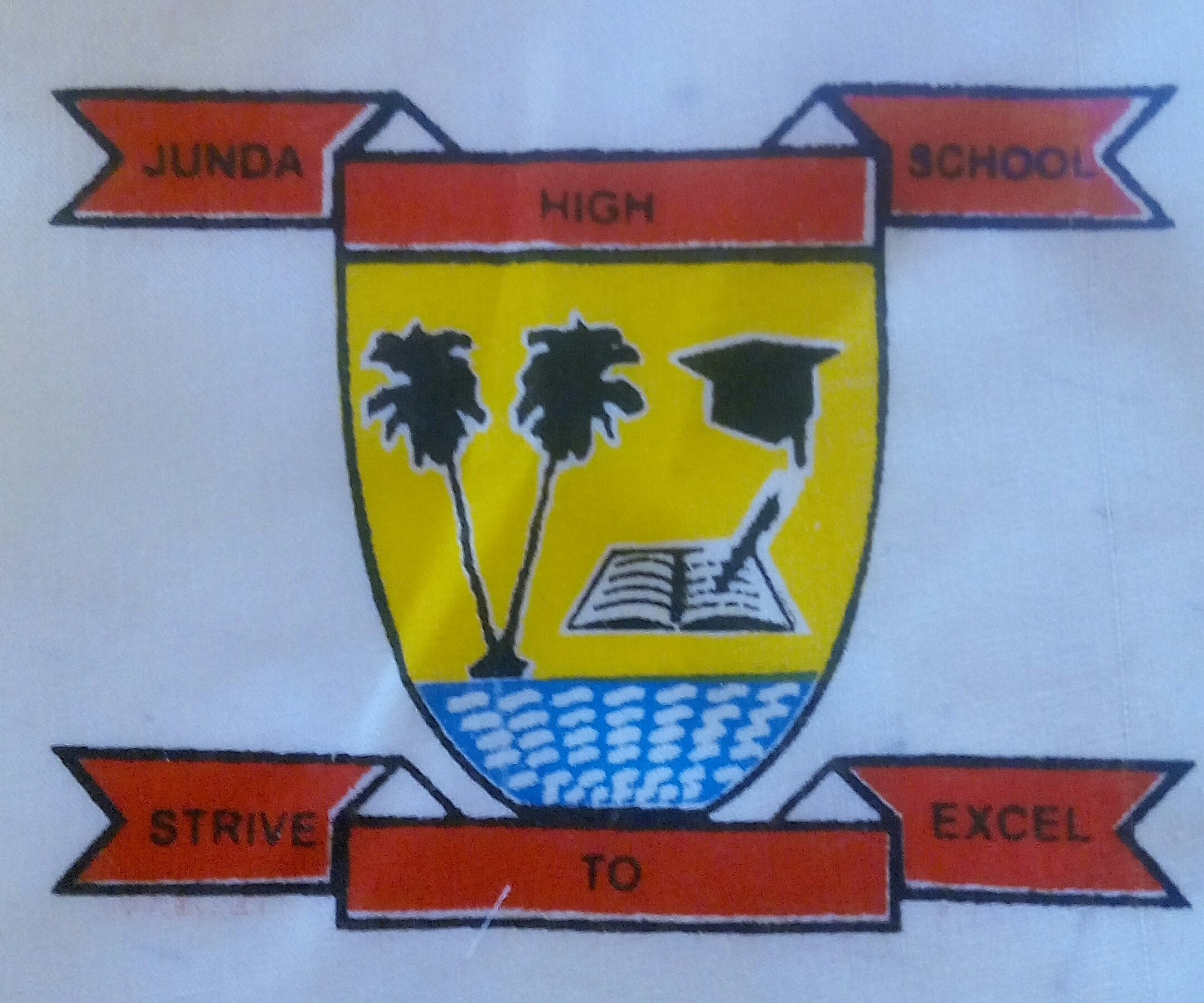 Junda High School logo