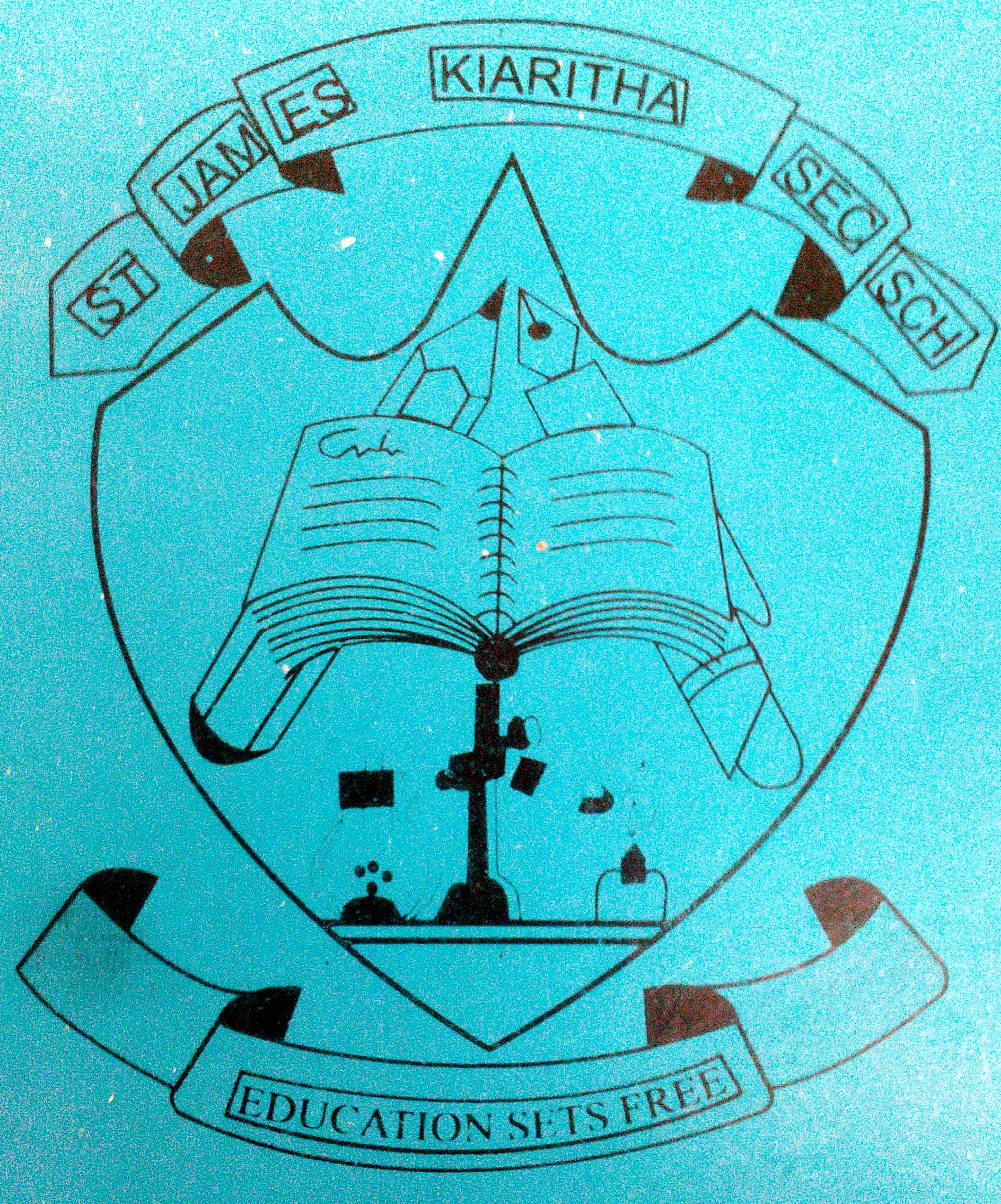 St James Kiaritha Secondary School logo