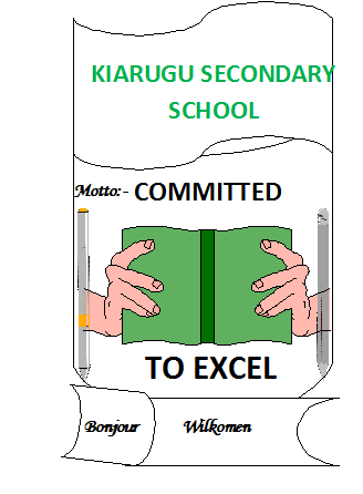 Kiarugu Secondary School logo