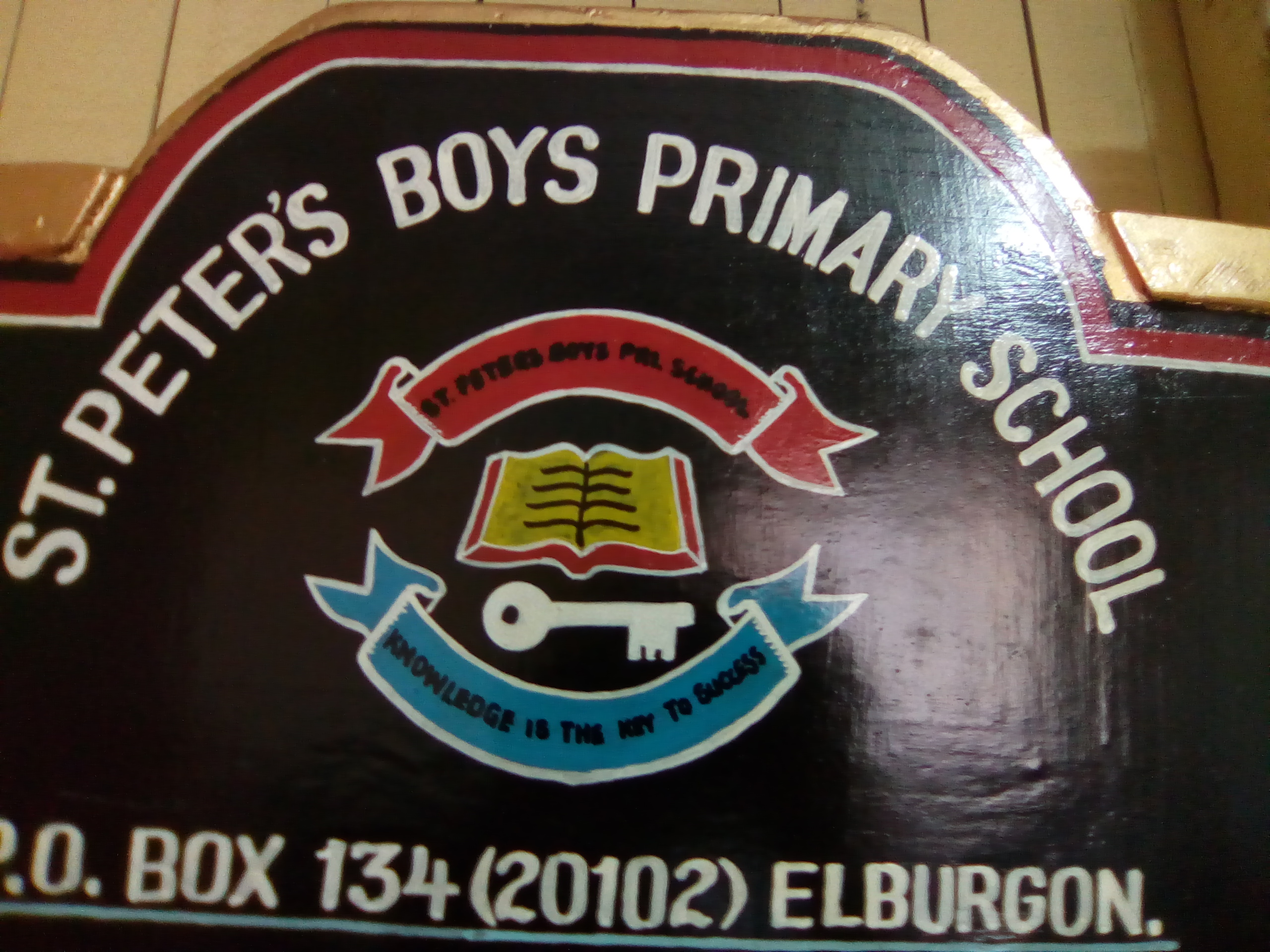 St Peters Boys Primary