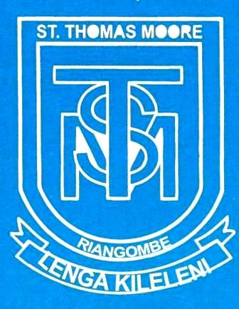 ST.THOMAS MOORE RIANGOMBE SECONDARY SCHOOL logo
